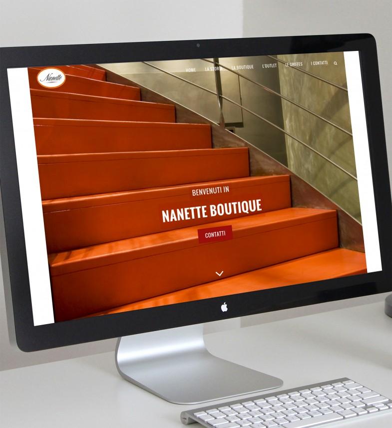 NANETTE sito web